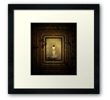 The Illusion of Time Framed Print