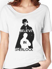 I believe in Sherlock - tee Women's Relaxed Fit T-Shirt