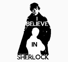 I believe in Sherlock - tee Unisex T-Shirt