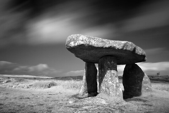 Lanyon Quoit. by igotmeacanon