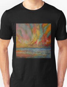 Hidden Heart Lava Sky T-Shirt