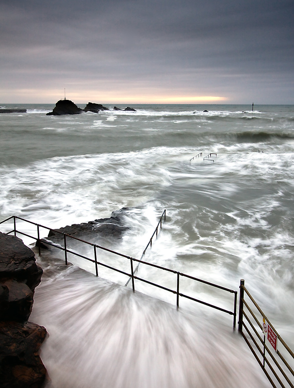 Bude Sea Pool by igotmeacanon