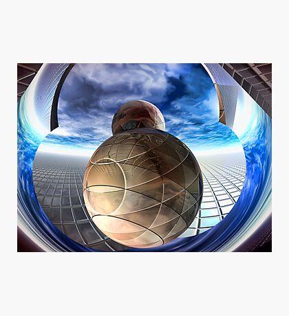 Worlds Within Worlds Photographic Print