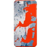 Orange Christmas iPhone case iPhone Case/Skin