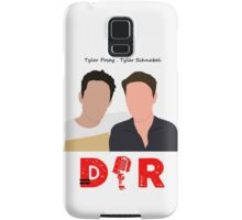 Doin' It Raw Podcast Samsung Galaxy Case/Skin
