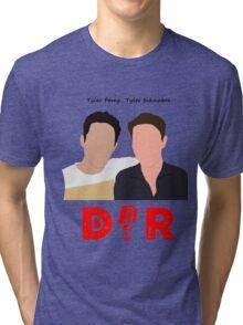 Doin' It Raw Podcast Tri-blend T-Shirt