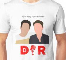 Doin' It Raw Podcast Unisex T-Shirt