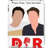 Doin' It Raw Podcast iPad Case/Skin