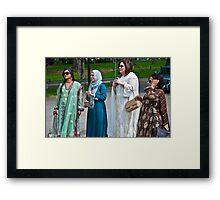 Amin & Jessie Mouton -   Framed Print