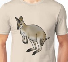 Red-necked wallaby Unisex T-Shirt