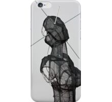 Axial Woman iPhone Case/Skin