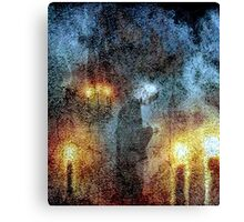 The Accolyte Canvas Print