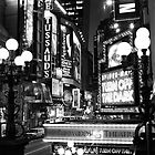 Down on 42nd Street by Randy  Le'Moine