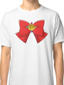 Sailor Moon Crystal Bow Classic T-Shirt