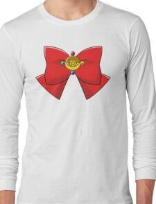 Sailor Moon Crystal Bow Long Sleeve T-Shirt