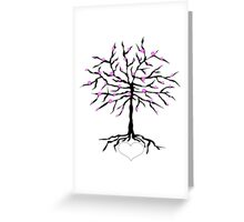Life Tree Greeting Card