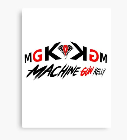 Machine Gun Kellis. (MGK) Canvas Print