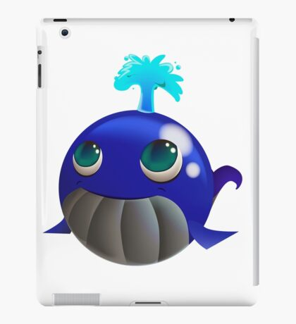 Baby Whale! iPad Case/Skin