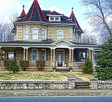 WV Victorian by James Brotherton