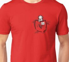 Pocket Lestrade Unisex T-Shirt