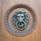 A door knocker from Vienna by bubblehex08