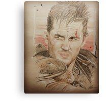 Mad Max  Canvas Print