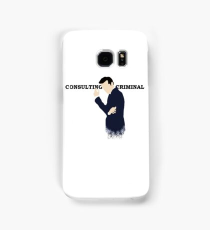 Consulting Criminal Samsung Galaxy Case/Skin