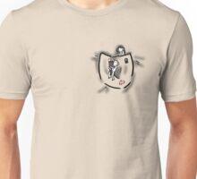 Pocket Mycroft Unisex T-Shirt
