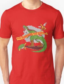 When dinosaurs ruled the earth  T-Shirt