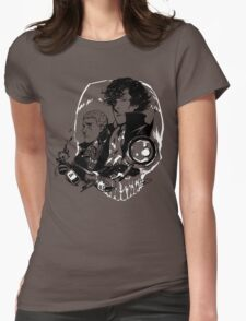 The Detective and the Doctor Womens Fitted T-Shirt