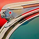 1948 Pontiac &quot;Chief&quot; Hood Ornament by Jill Reger