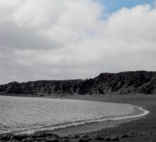 Snaefellsnes peninsula, Iceland Sticker