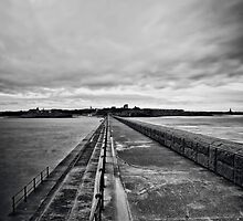 The weather front now leaving headland 1 by clickinhistory