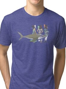 In Oceanic Fashion Tri-blend T-Shirt