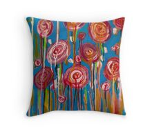 Mary Mary Throw Pillow