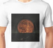 Red Moon 2 Unisex T-Shirt
