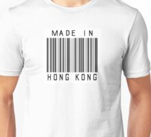 Made in Hong Kong Unisex T-Shirt
