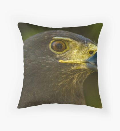 Harris Eagle Throw Pillow