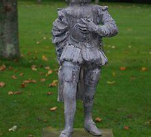 Garden statue by victor55