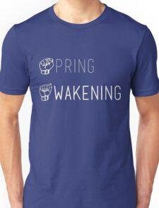 Spring Awakening Deaf West American Sign Language Unisex T-Shirt
