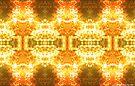 neon trinity (hot version) by Karl David Hill