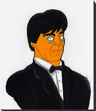 Doctor Who - Patrick Troughton by Donna Huntriss