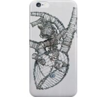 Anatomical No-Body, Heart iPhone Case/Skin