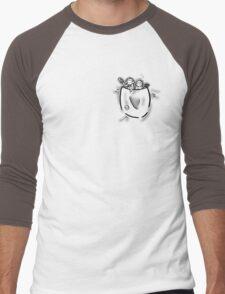 Pocket MorMor Men's Baseball ¾ T-Shirt
