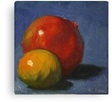 A splendor of color Canvas Print
