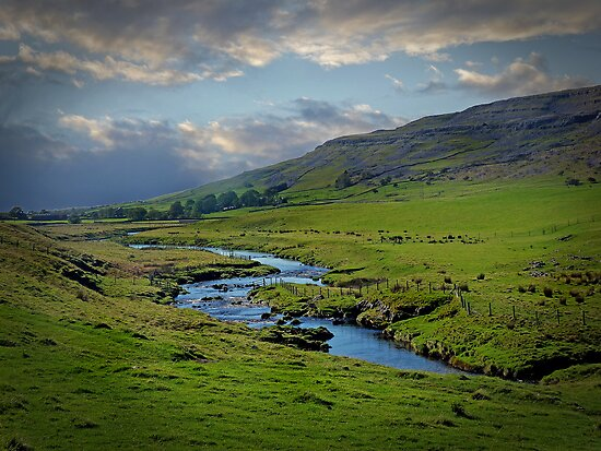 Meandering by Colin Metcalf