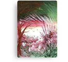 Woodland Paradise Canvas Print