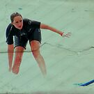 Surfer Girl by saseoche