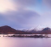 Black Mount, Glencoe by PigleT