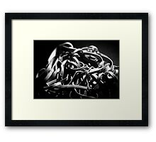 Day Fifty-Seven Framed Print